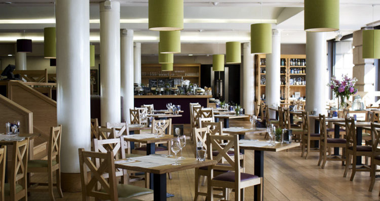 The Scottish Cafe & Restaurant, The Mound