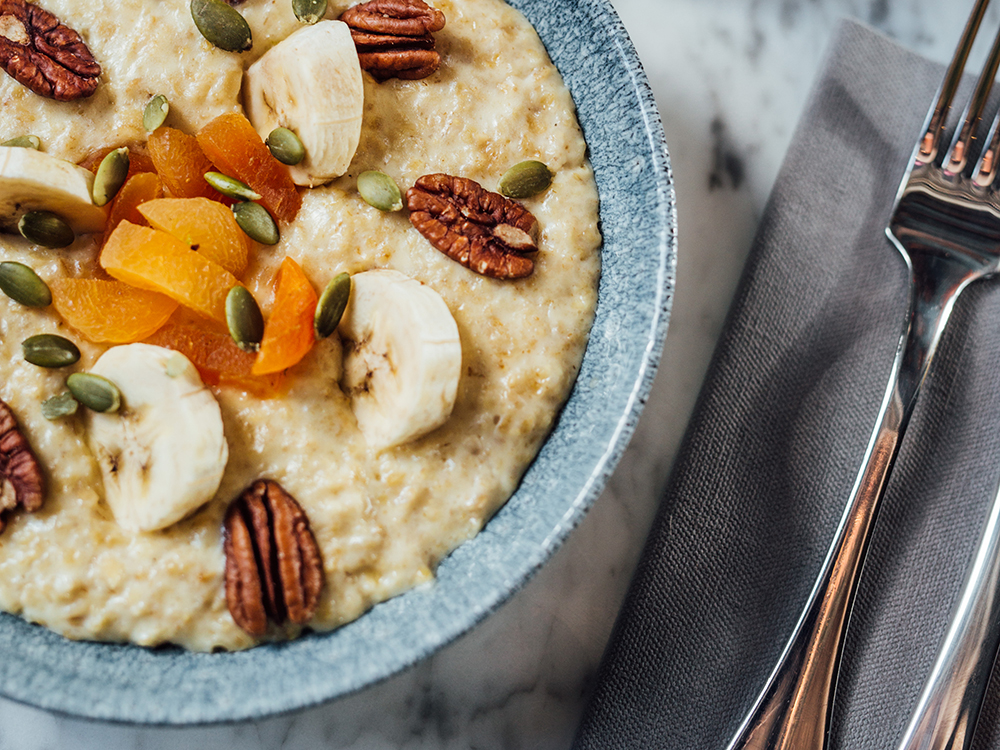 Organic Porridge