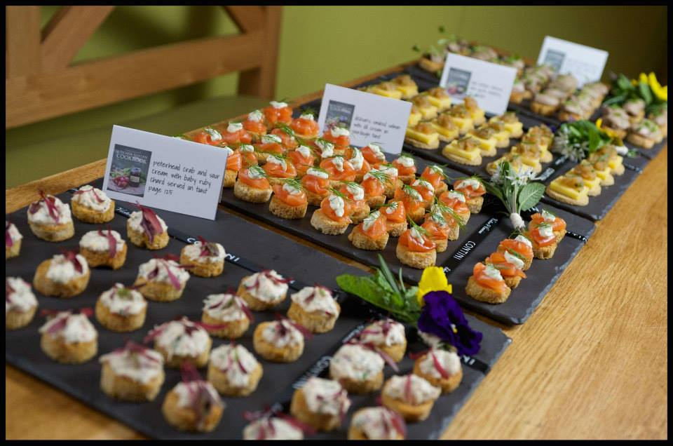 Events at the scottish cafe restaurant contini edinburgh for Canape edinburgh