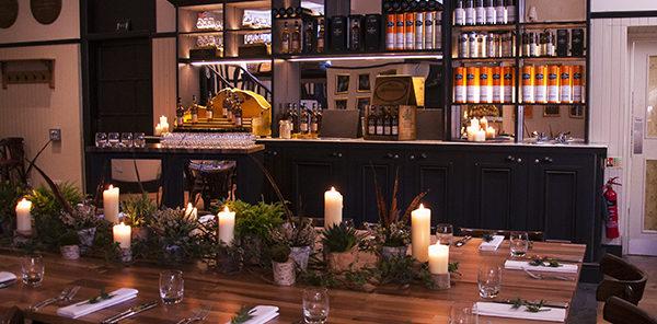 Cannonball Restaurant and Bar Glengoyne Room