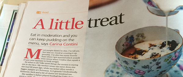 Carina Contini - A Little Treat