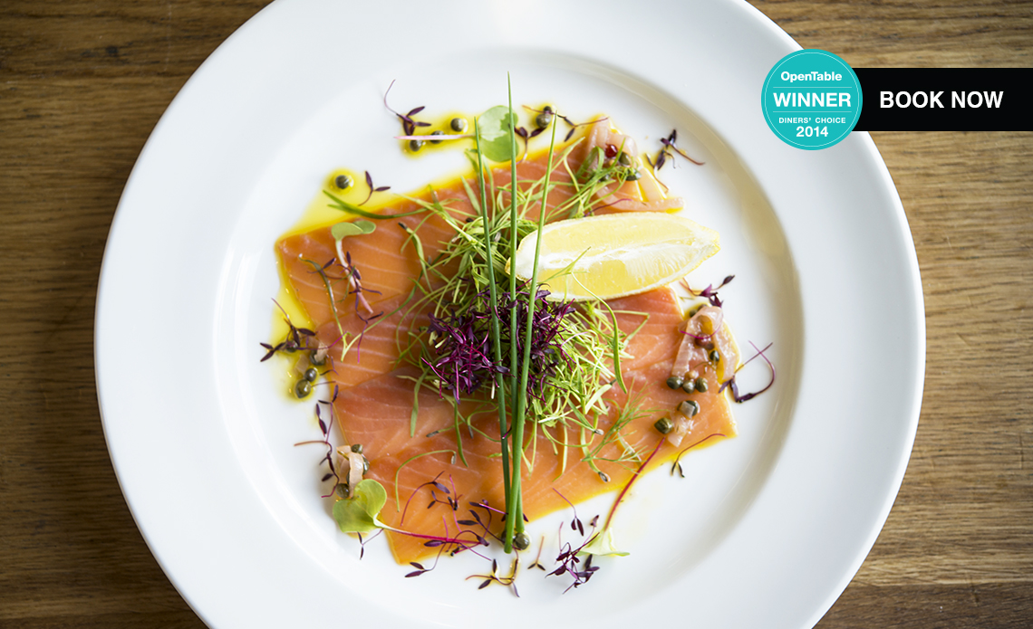 OpenTable Diners' Choice 2014