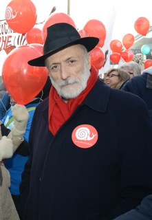 Carlo Petrini. President and Founder, Slow Food International