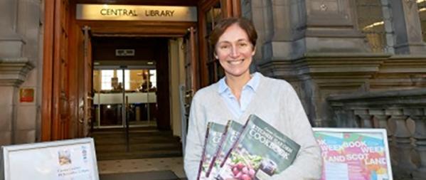 Carina Contini Cookbook Library