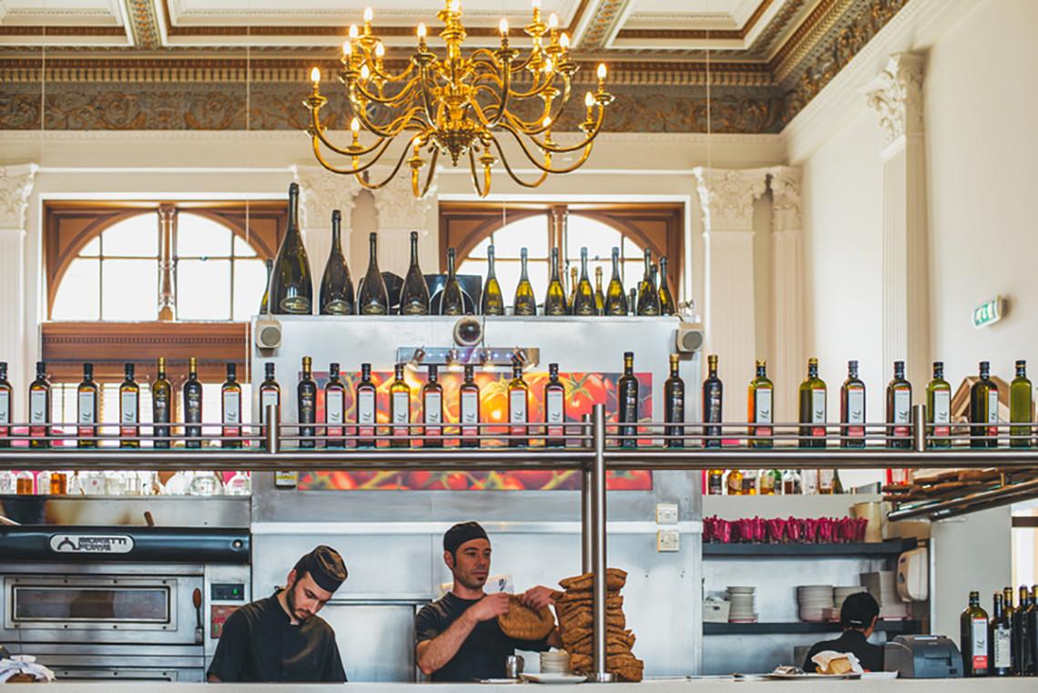 Edinburgh Food Trail. Showcasing Contini Ristorante and Cannonball House