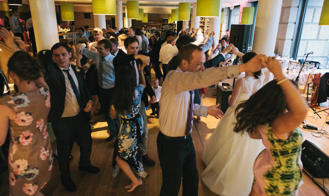 Seasonal Events Contini Edinburgh Ceilidh