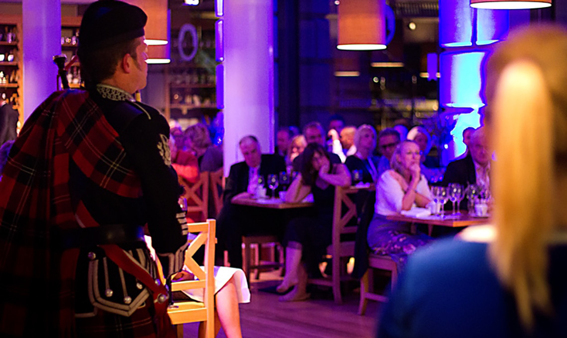 Contini Events Burns Night Ceilidh Edinburgh