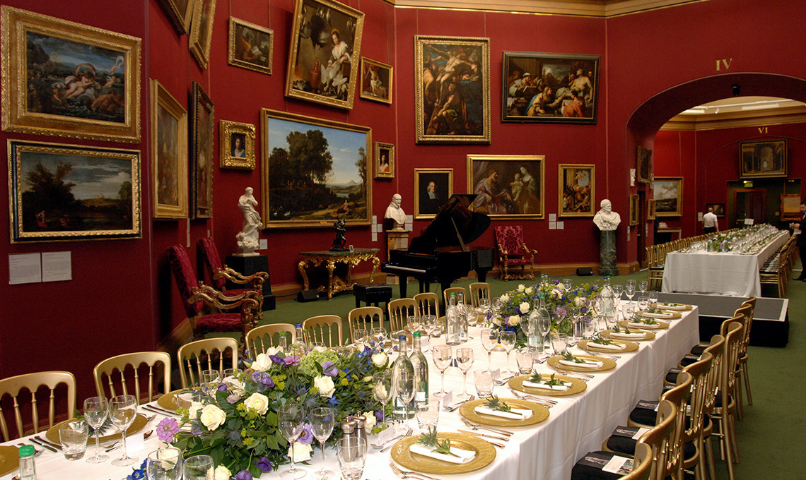 Contini Events Parties and Receptions Edinburgh