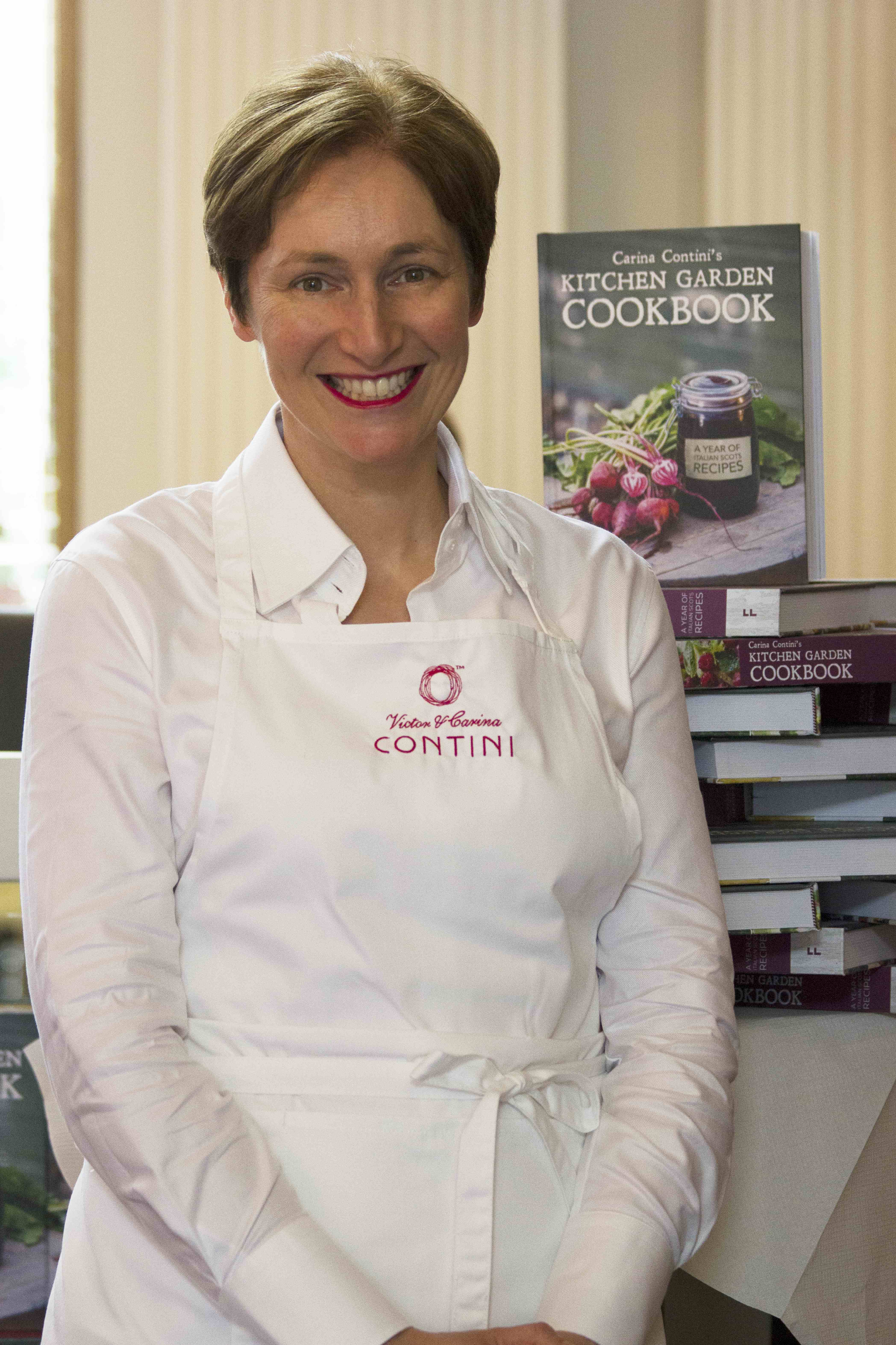 Kitchen Garden Cookbook Recipes And Cookery Demonstrations Contini Edinburgh