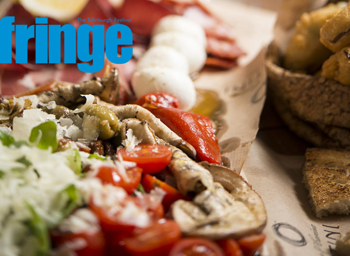 Italian Street Food Contini Ristorante La Dolce Vita Edinburgh Fringe