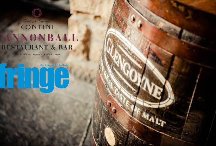 Cannonball Glengoyne Whisky Supper Contini Edinburgh Fringe