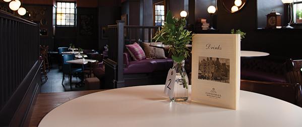Cannonball Restaurant and Bar Royal Mile Edinburgh