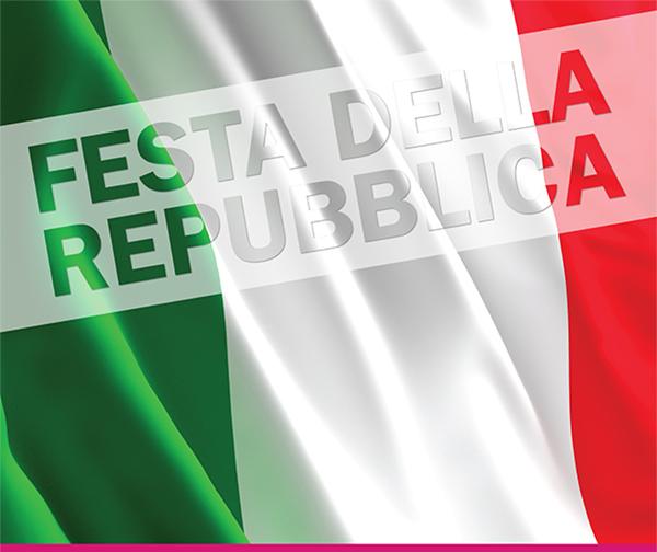 Festa della Repubblica Contini Ristorante Edinburgh Italian