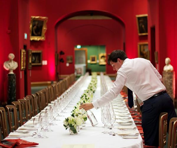 Scottish National Gallery Contini Events Edinburgh