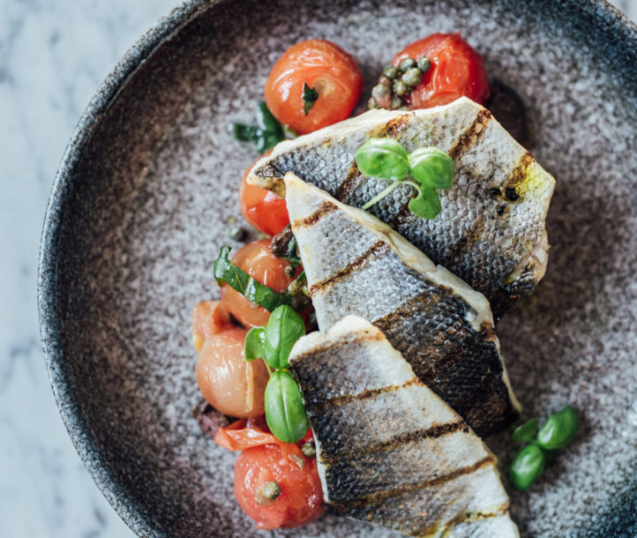 Fine Scottish seafood at Cannonball
