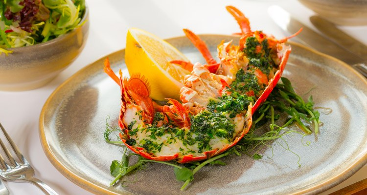 East Coast Lobster Thermidor
