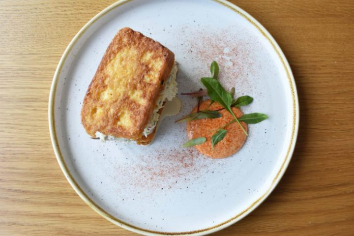 Scottish Lunch Menu - Two courses £22