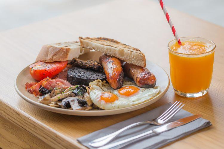 Scottish Hot Breakfasts