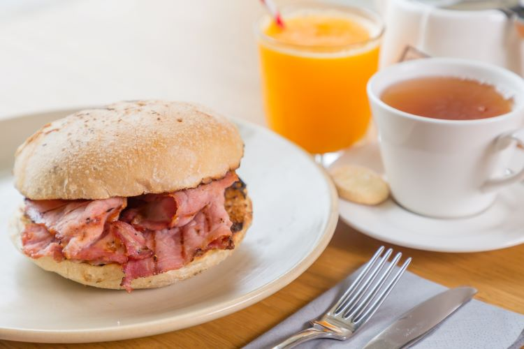 January Breakfast Special - Monday to Friday 10am until 11am