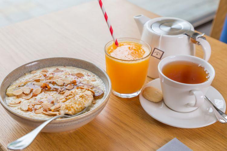 Double Cream Porridge