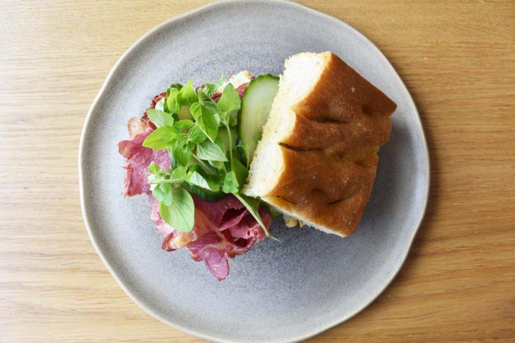 Sandwiches - Served on gluten free bread