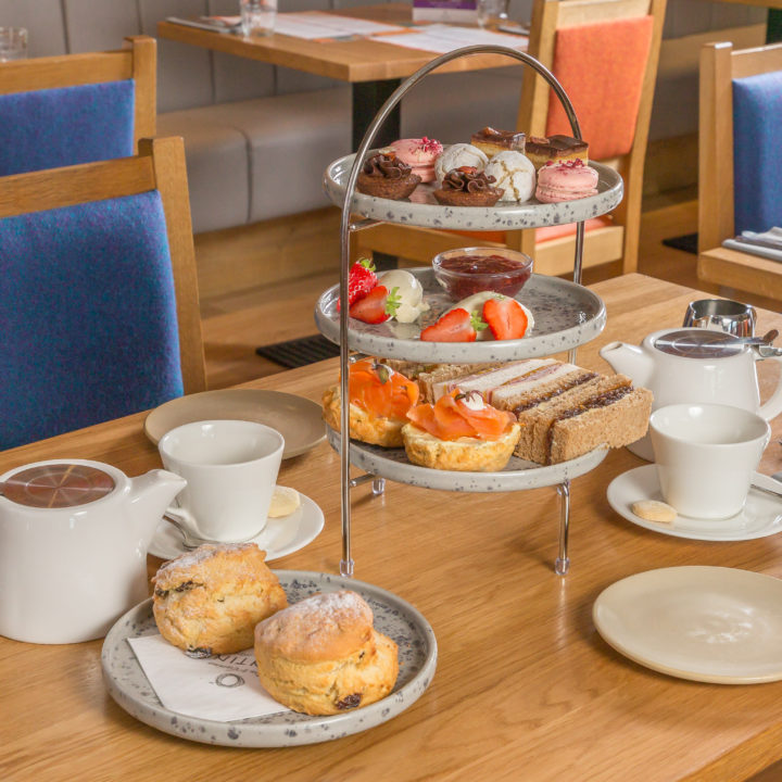 AFTERNOON TEA £25 PER PERSON