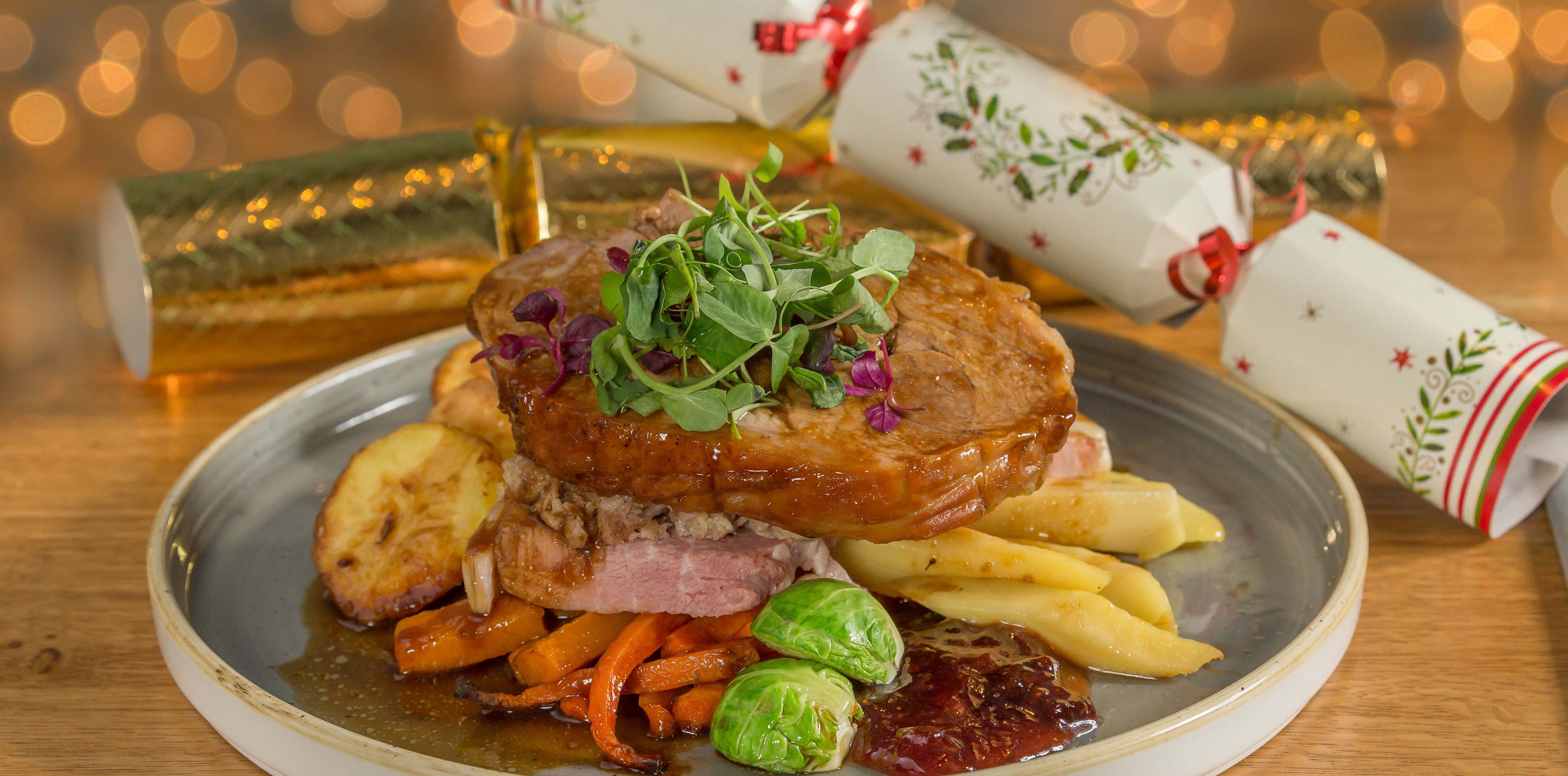 SCOTTISH LUNCH MENU - TWO COURSES £24