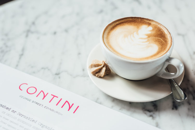 JOINING US FOR COFFEE?                   <br />