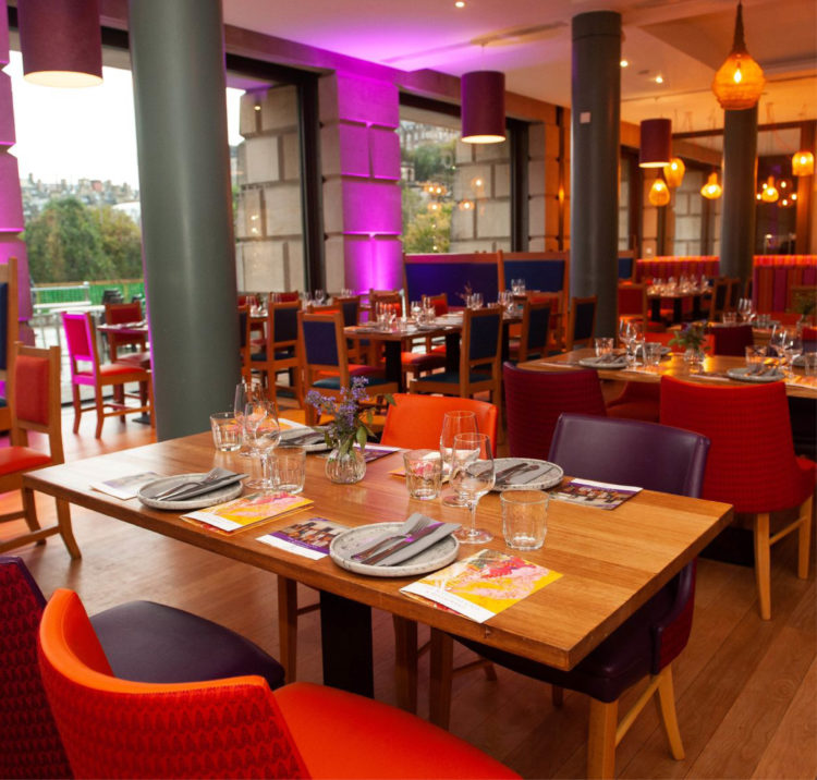 The Scottish Cafe</br>& Restaurant